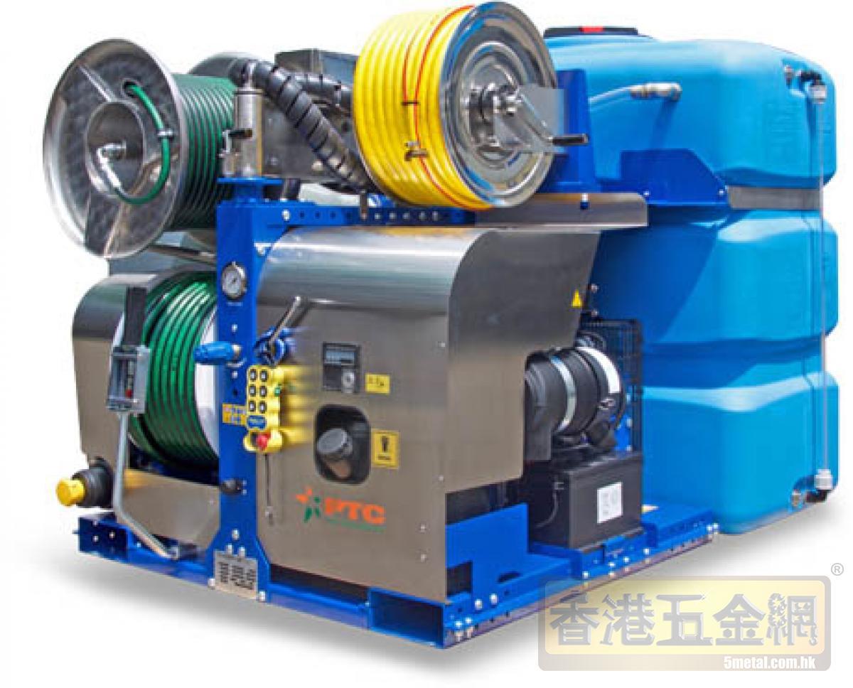 專業高壓清洗機/通渠機改裝服務